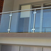 BI-025 Balustrada inox MetalConfex.ro