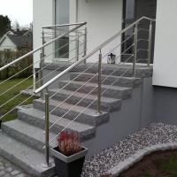 BI-0010 Balustrada inox -MetalConfex.ro