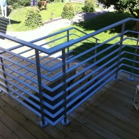 BI-007-3 Balustrada inox -MetalConfex.ro