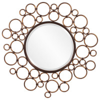 RO-002 Rama oglinda fier forjat - MetalConfex.ro