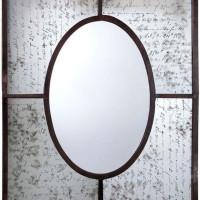RO-006 Rama oglinda fier forjat - MetalConfex.ro