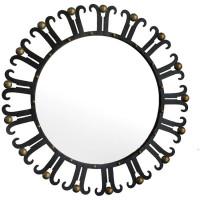 RO-007 Rama oglinda fier forjat - MetalConfex.ro