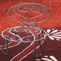 S00-scaun din fier forjat