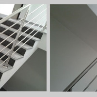 BI-043 Balustrada inox MetalConfex.ro