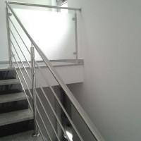 BI-046 Balustrada inox MetalConfex.ro