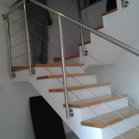 BI-055 Balustrada inox MetalConfex.ro