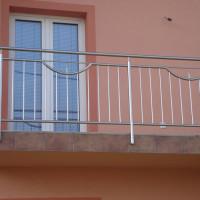 BI-056 Balustrada inox MetalConfex.ro