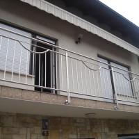 BI-058 Balustrada inox MetalConfex.ro