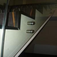 BS0013 Balustrada sticla