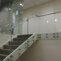 BS005-2 Balustrada sticla