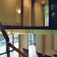 BS007 Balustrada sticla