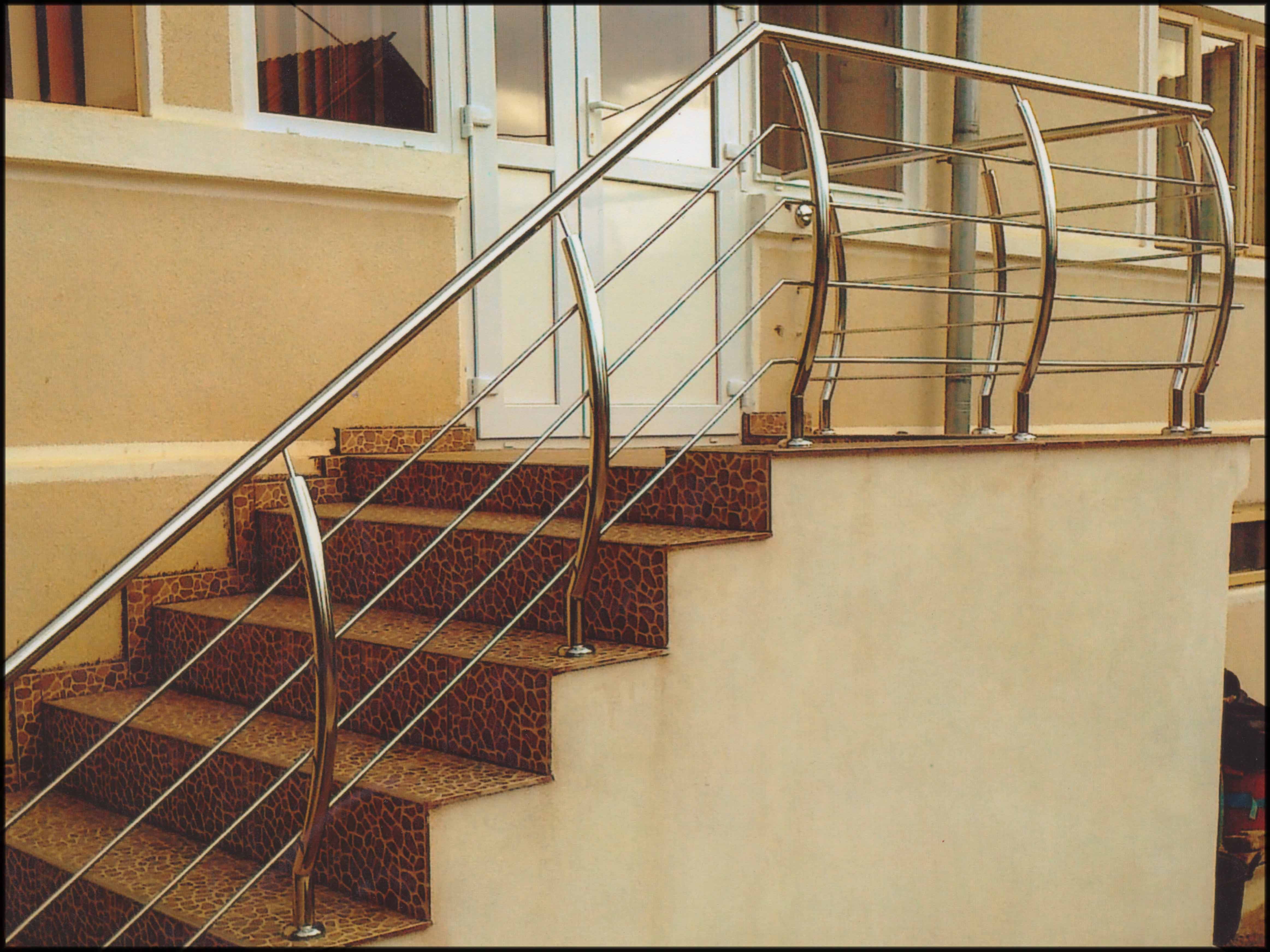 balustrade inox. Black Bedroom Furniture Sets. Home Design Ideas