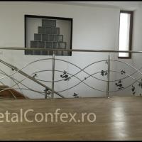BI-063 Balustrada inox MetalConfex.ro